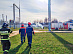 "Belgorodenergo's power engineers prevented conditional flame development at the ""Zapadnaya"" substation"