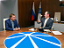 A working meeting was held between Governor of the Tula region Alexey Dyumin and Director General of Rosseti Pavel Livinskiy