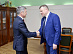 Igor Makovskiy - General Director of Rosseti Centre - the managing organization of Rosseti Centre and Volga Region had a working visit to the Tambov region