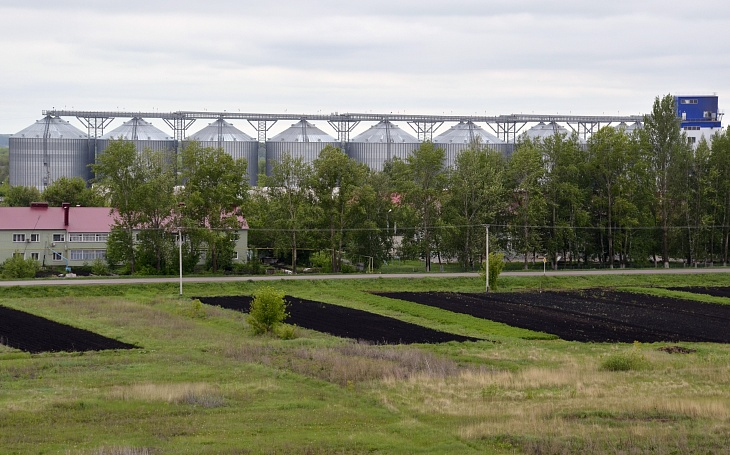 Инкубатор ОАО «Токаревская птицефабрика» (входит в Группу агропредприятий «Ресурс»)