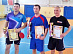Employees of Tambovenergo became winners of a tennis tournament